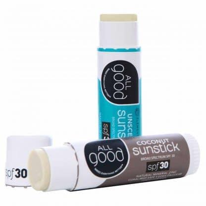 All Good 日焼け止めステックSPF30 (Reef Friendly Sunscreens)