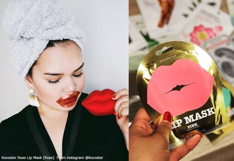 【ブログ20181001】Belle Vie Hawaii in store items.kocostar-Lipmask