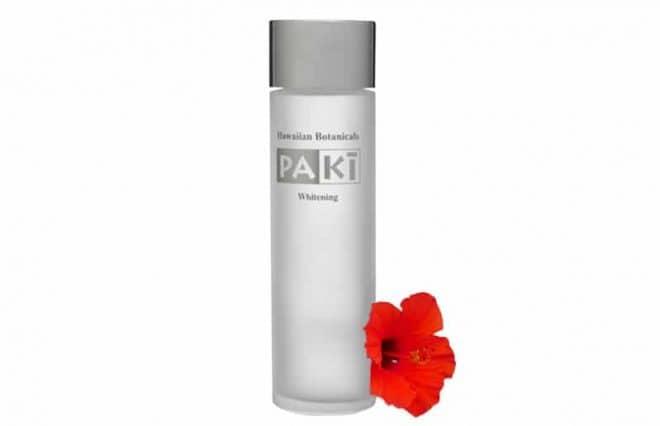 美白専用化粧水PAKI