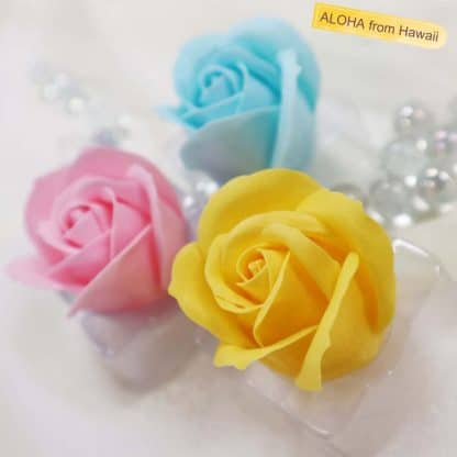 バラの花びらソープ アロハローズソープ