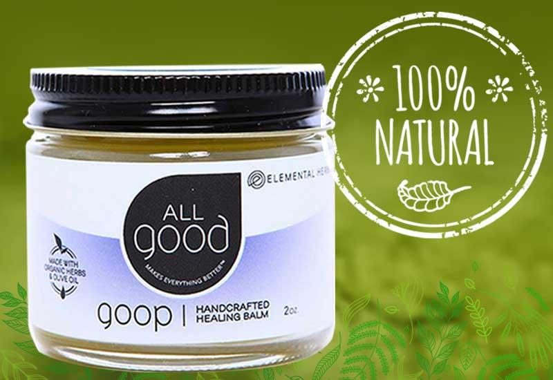 【お知らせ】新商品のご案内All-good goop